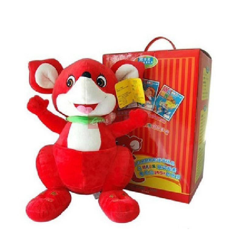红袋鼠 语音玩具/幼儿画报/婴儿画报/自我