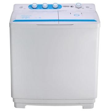 8公斤半自动双缸洗衣机
