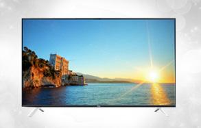 TCL 55英寸真4K智能电视D55A561U